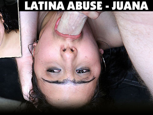Juana Destroyed On Latina Abuse